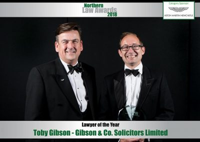 Lawyer of the Year - Toby Gibson