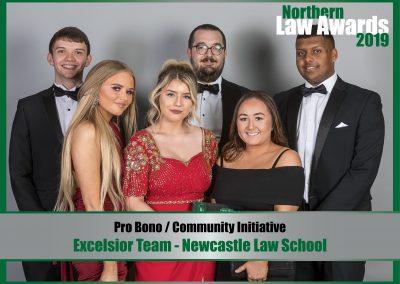 Pro Bono - Newcastle Uni